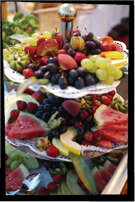 Example Fresh Fruit Platter