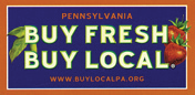 Buy Fresh and Buy Local, we do!