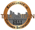 Talk of the Town Winner 2011